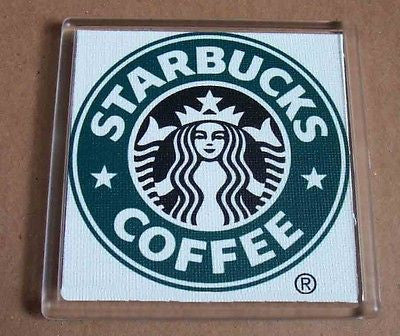 Starbucks Coffee Coaster 4 X 4 inches , Starbucks - Starbucks, Final Score Products
