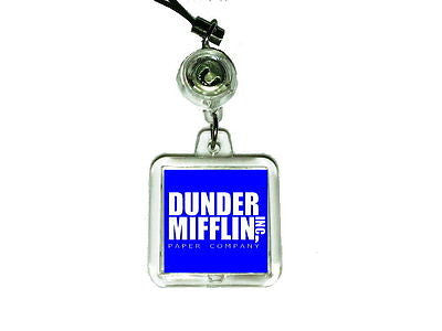The Office Dunder Mifflin Paper Company Cell Phone Blinking Flashing Charm , Straps & Charms - n/a, Final Score Products