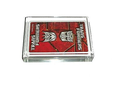 Transformers Decepticon Autobot Acrylic Paperweight , Other - n/a, Final Score Products