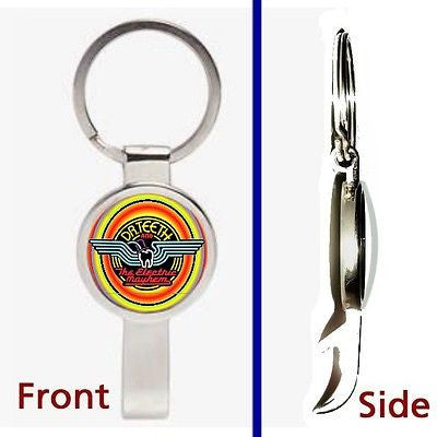 The Muppets Dr. Teeth Electric Mayhem Pendant Keychain secret bottle opener , Keyrings - n/a, Final Score Products