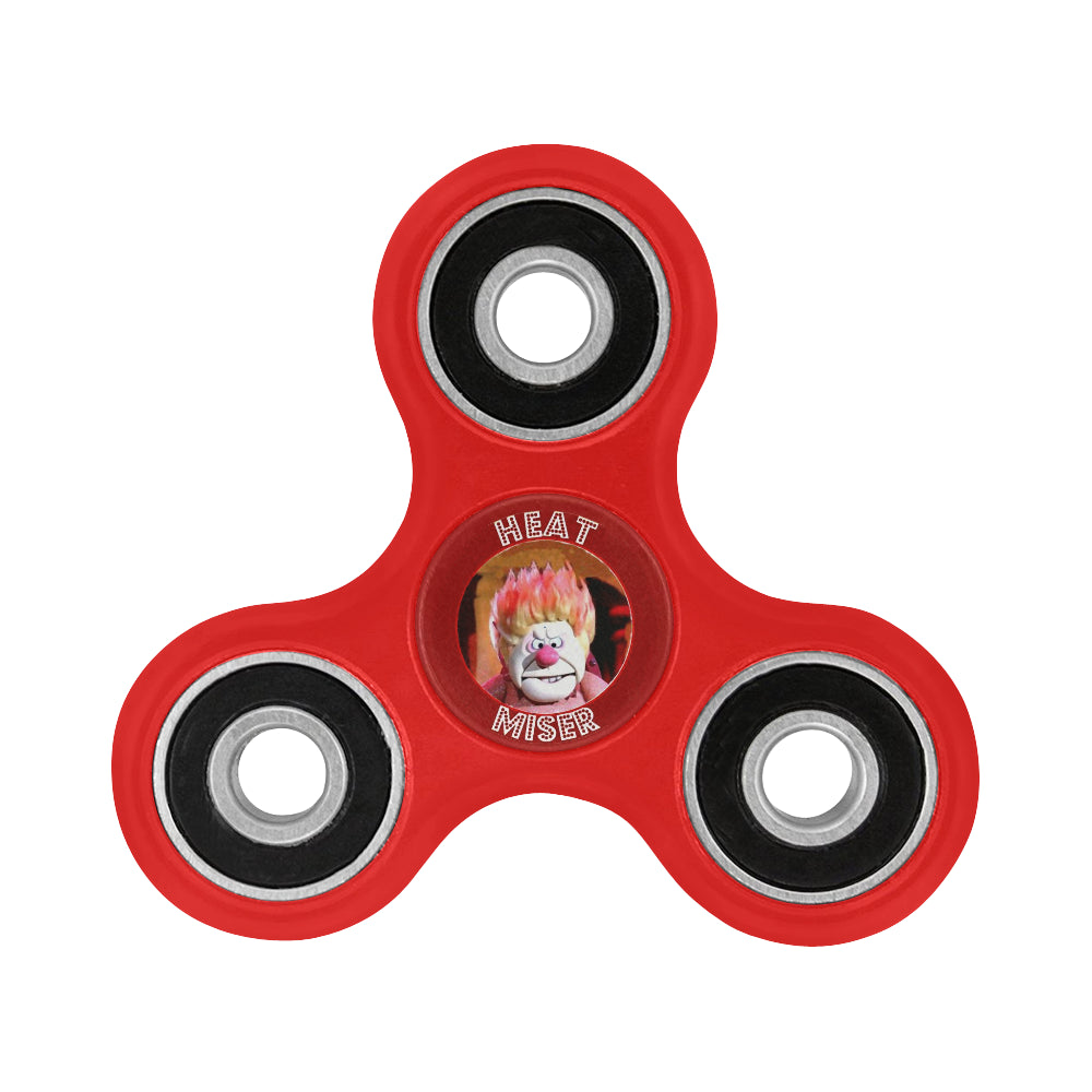 Heat Miser Fidget Spinner