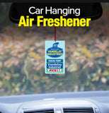Seinfeld George Costanza Vandelay Industries Parking Permit Car Air Freshener Promo
