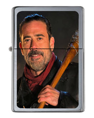 The Walking Dead NEGAN Flip Top Lighter and Tin