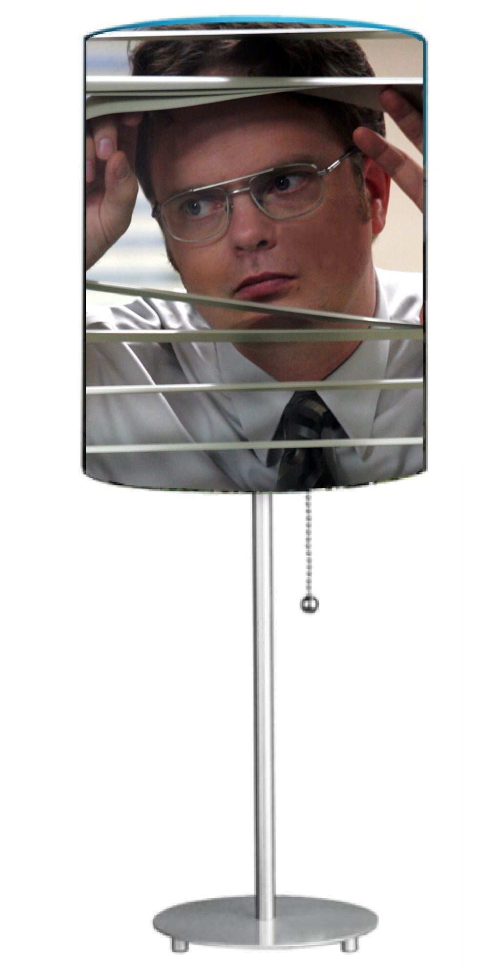 WOW Rare The Office Dwight Schrute Promo Lamp 19 inches tall ,  - Final Score Products, Final Score Products
