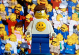 CUSTOM Lego Minifigure Rare Promo Cool Shirt Fan Man , lego - Final Score Products, Final Score Products  - 3