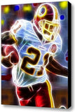 Washington Redskins Sean Taylor Magical Print by Paul Van Scott INCREDIBLE , Sports Collectibles - Final Score Products, Final Score Products