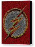 The Flash Comic Book Charterer Quotes Mosaic INCREDIBLE , Movie Memorabilia - Final Score Products, Final Score Products  - 1