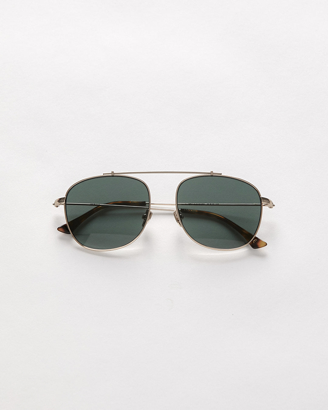 Notomy - Gold Antique / Green