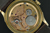 Omega14Kt. Yellow gold cased Chronometer