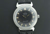 Omega 1956 Seamaster black dial with Cartier logo
