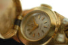 Omega vintage 18Kt. yellow gold ladies watch
