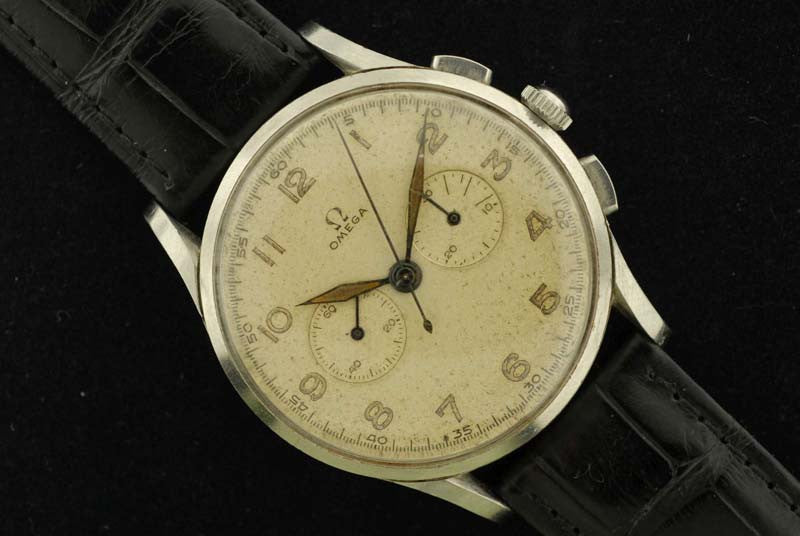 Omega 1926 stainless steel  vintage watch