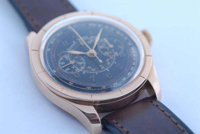 Omega 1926 18K Gold vintage watch