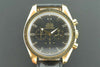 Omega Yellow gold Speedmaster automatic chronometer watch