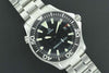 Omega stainless steel Seamaster Professional ticker