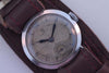 Omega 1934 stainless steel vintage military watch - SOLD