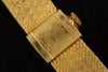 Omega 18Kt yellow gold17 Jewels ladies watch