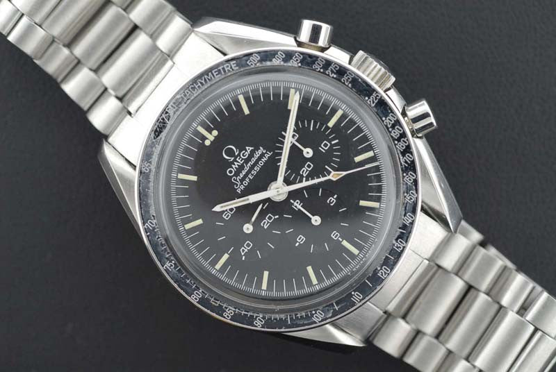 Omega 1980 Stainless Steel Speedmaster Professional Chronograph wristwatch