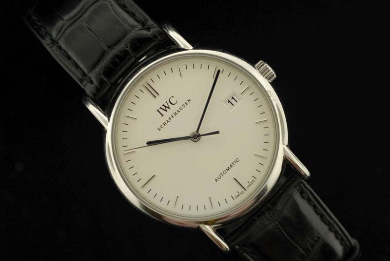 IWC Stainless Steel Watch - SOLD