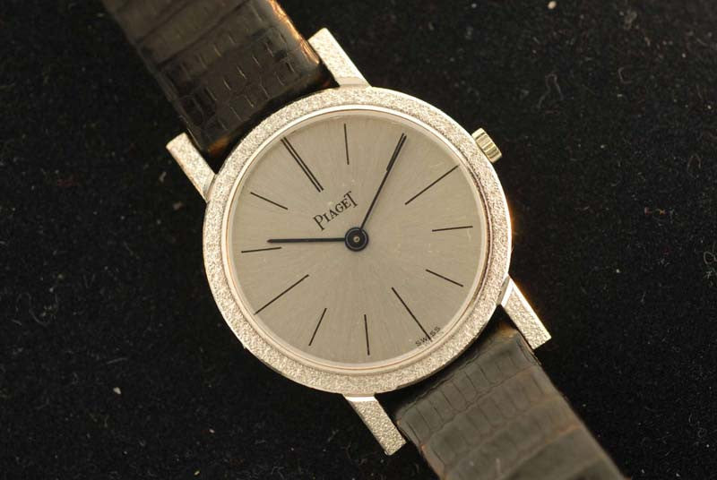 Piaget 1960's stainless steel time piece