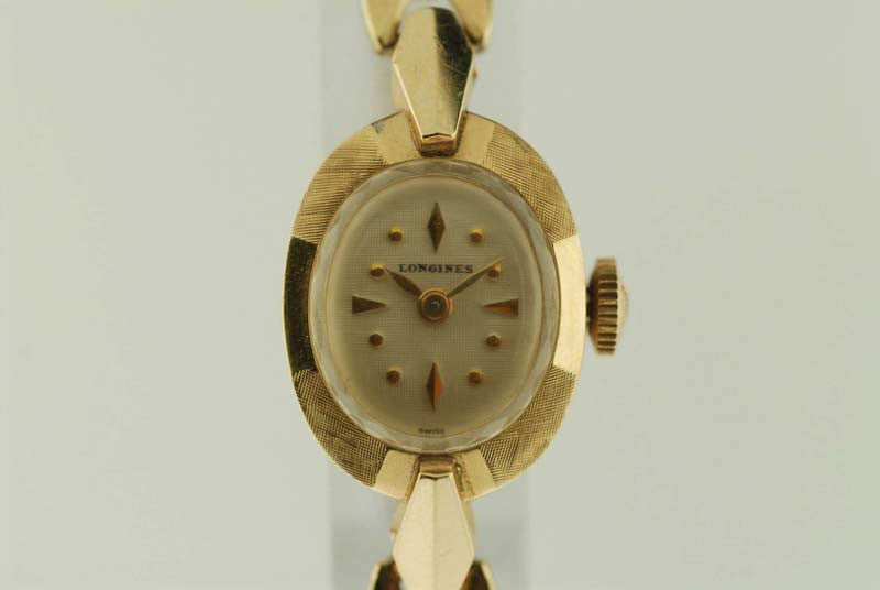 Longines 14KT Gold Filled Watch