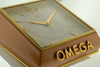 Omega table clock with original box