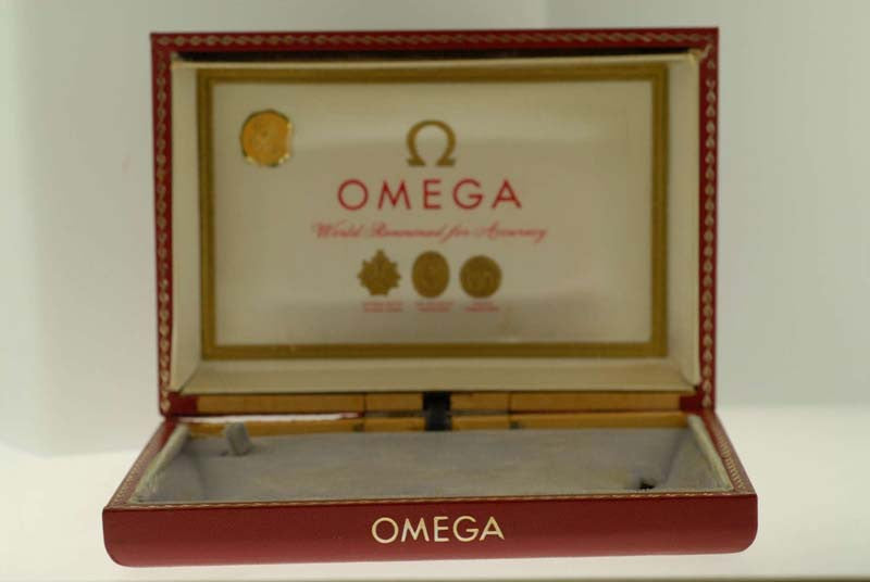 Original Omega Red Box