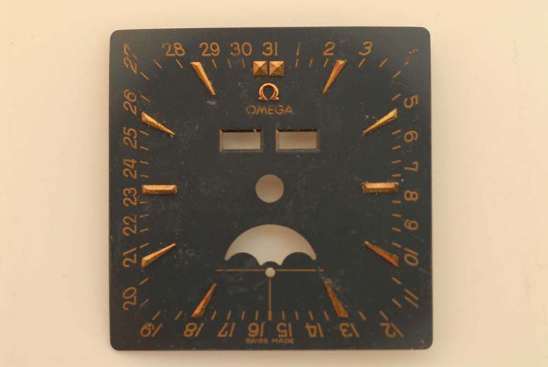 Omega 27.13 mm Square Dial