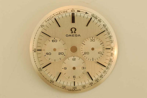 Omega Original 30.58 mm Chronometer Dial