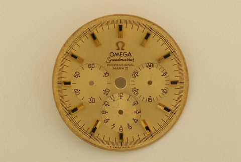 Omega Yellow Gold Original 31.42 mm Chronometer Dial