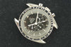 Omega 1969 stainless steel Speedmaster professional chronograph wrist watch