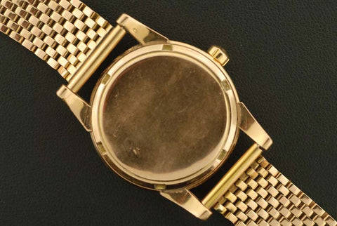 Omega 1950 14KT Yellow Gold Chronometer - SOLD