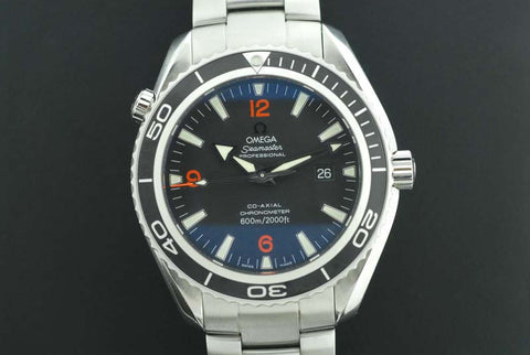 Omega SeaMaster Planet Ocean Ticker - SOLD
