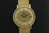 Omega 1966 18Kt. yellow gold case Constellation time piece - SOLD