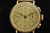 Omega 1926 18Kt. yellow gold chronograph vintage watch