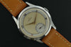 Omega stainless steel vintage analog watch