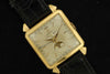 Omega 1950 18 Kt. yellow gold vintage watch. - SOLD