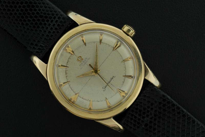 Omega 1954 Rare early Seamaster - SOLD