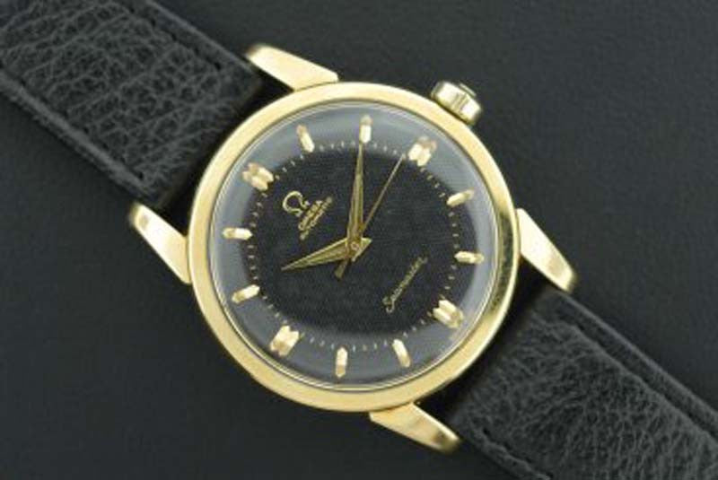 Omega 1954 Seamaster Gold Plated with Stainless Steel - SOLD