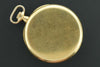 Vulcain 18kt yellow gold pocket watch