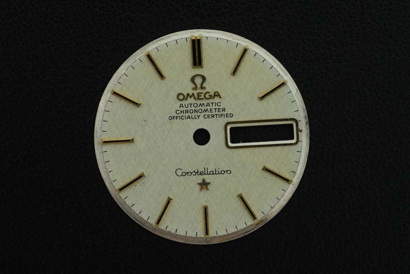Omega Original 27.45 mm Constellation Watch Dial