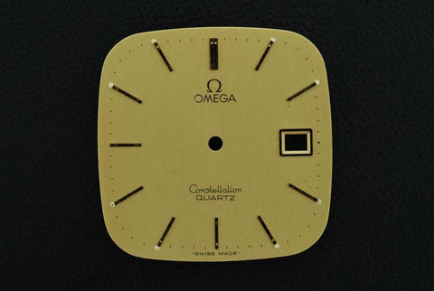 Omega Original 27.45 mm Square Dial