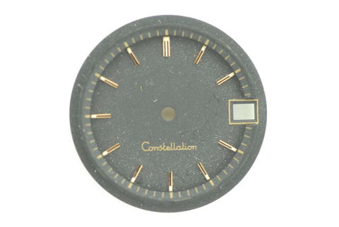 Omega Original - Black Constellation Dial 25.37 mm