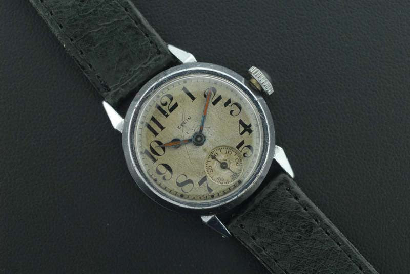Elgin Stainless Steel Wrist watch - SOLD