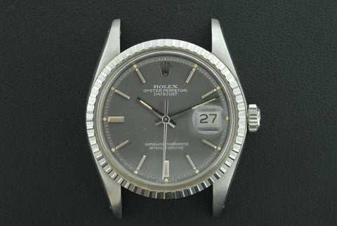 Rolex 1978 Oyster Perpetual Datejust Chronometer Watch Stainless Steel - SOLD