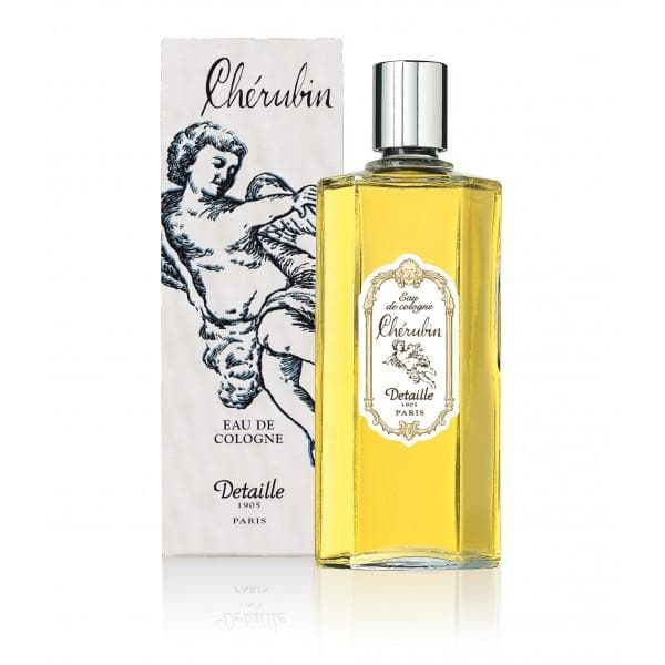 Detaille 1905 Chérubin Classic Cologne sample - perfume & colour