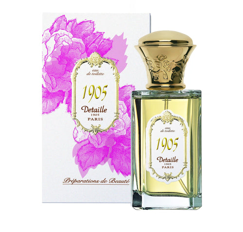Detaille 1905 for women - perfume & colour