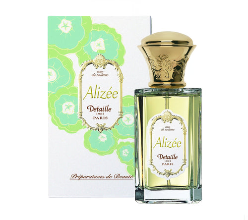 Detaille 1905 Alizée for women - perfume & colour