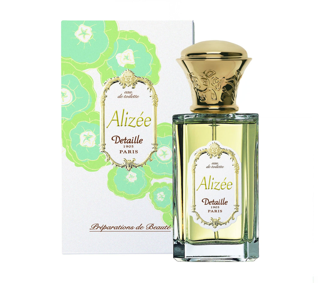 Detaille 1905 Alizée for women sample - perfume & colour