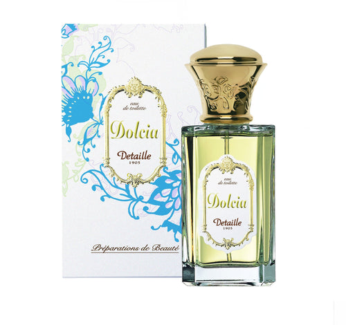 Detaille 1905 Dolcia for women sample - perfume & colour